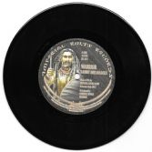 Sammy Dreadlocks - Warrior / Violin Bwoy - Dub Violin (Imperial Roots Records) 7""